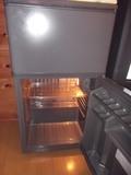 からの冷蔵庫です