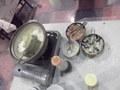 湯豆腐コーナー