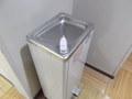 冷水器があります