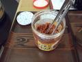 朝食・キムチ