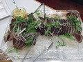 バイキング・カツオの刺身