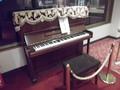 ピアノがあります