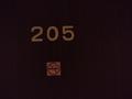 205号室でした