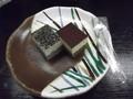 和食の「白浜膳」・デザートです
