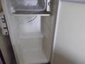 からの冷蔵庫があります