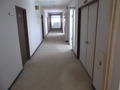 3階の廊下です