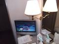 テレビと照明