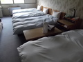 4ベッドの洋室です