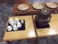 お茶サービス