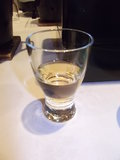 夕食・梅酒
