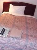 シングルベッド×2です