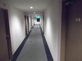 6階廊下です