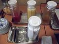朝食・バイキングドリンクコーナー