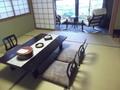 和室の部屋です