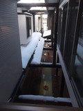 2階廊下から