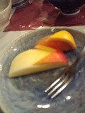 夕食・フルーツ