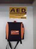 AED有ります