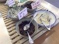 朝食・煮豆など