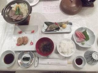 写真クチコミ:夕食です