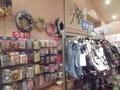 アクアヴィーナス・売店