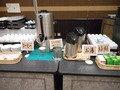 朝食・バイキング、ドリンクバー