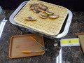 朝食バイキング・焼き鮭です