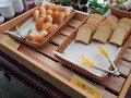 朝食バイキング・パンです