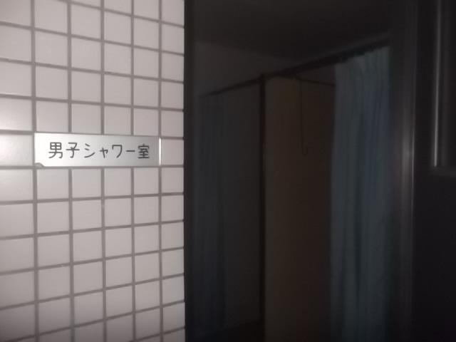 シャワー入口