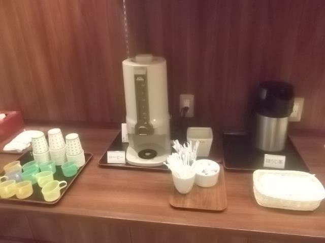 サービス喫茶