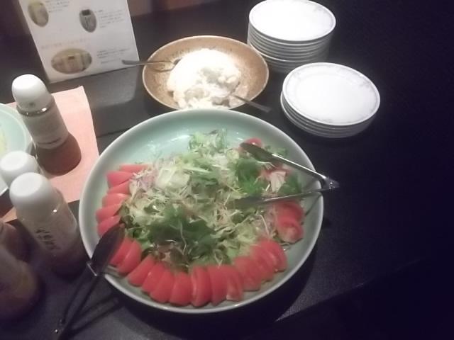 朝食・サラダ