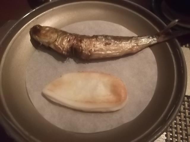 朝食・陶板焼き