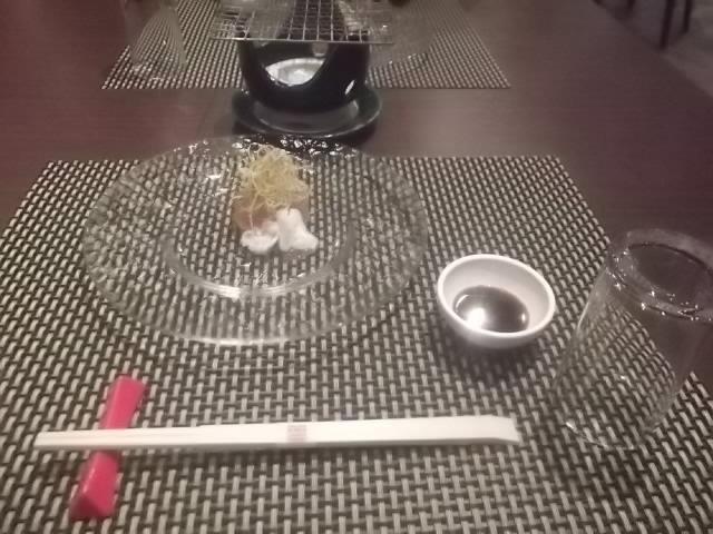 夕食・前菜