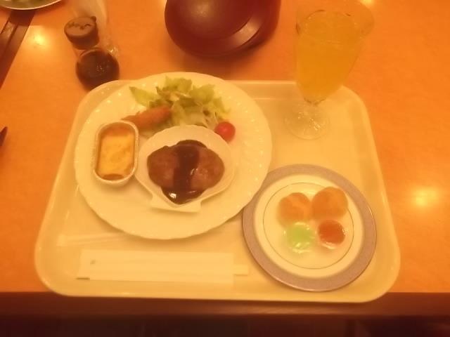 夕食・お子様セット