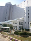 台場駅からホテル日航東京へ