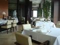 40階フレンチレストラン「クーカーニョ」店内