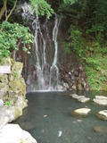 飛烟の瀧の「延命の水」