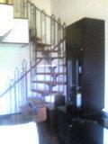 2階に上れる部屋