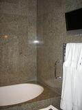 32階マンダリンスイート・ツインのバスルーム