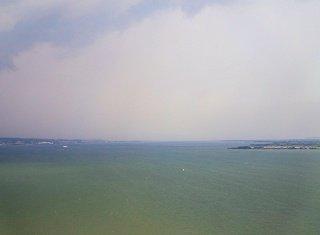琵琶湖の景観は最高