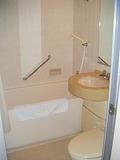 お部屋のお風呂です。