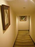 別館までの渡り廊下???