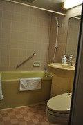 トイレ&バススペース、広いーー!