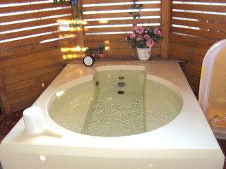 ジャグジー風呂(室内)