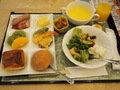 朝食バイキング(洋食メイン)