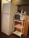 <離れ>冷蔵庫・電子レンジ