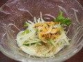 桜海老のシャキシャキサラダ