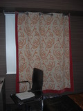 お洒落なカーテン