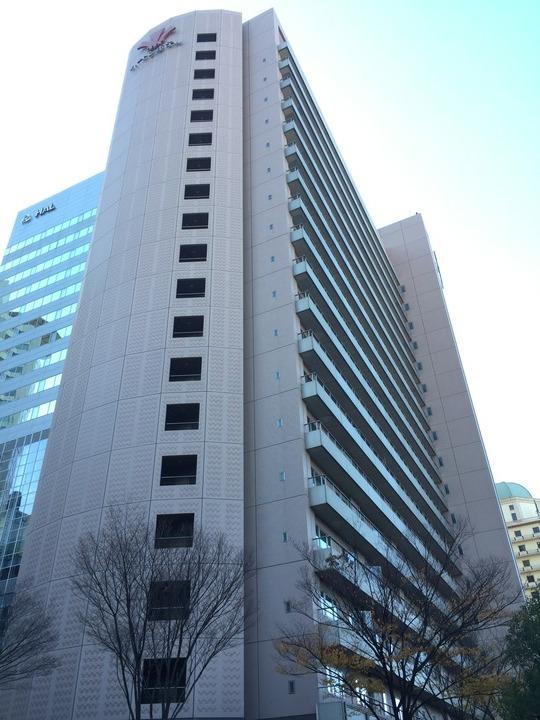 大阪駅から凄く近い