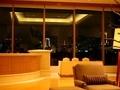 ホテル日航東京/ロビーから見る夜景