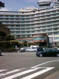 ホテル大野屋の全景です